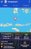 Gempa 6.7 SR Mengguncang Manggarai  Barat Tadi Malam, Dirasakan Sedang