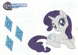 MLP Tattoo Card 4 MLP the Movie Trading Card