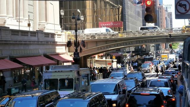 5 coisas que me irritam... no trânsito armazém de ideias ilimitada nova iorque