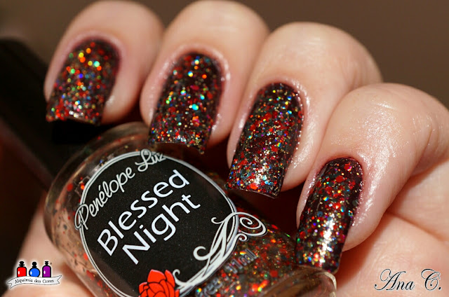 Sinful Colors, I Klove You, Penélope Luz, Blessed Night