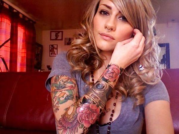 Tatuajes estilo vieja escuela