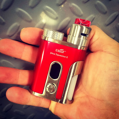 Super Favorable? | Best Price for Eleaf Pico Squeeze 2 with Coral 2 Kit