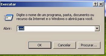 Como saber o ip do computador