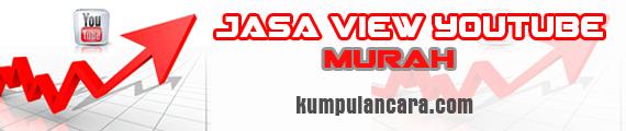 Jasa View Youtube Murah