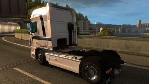 Holland Skin for DAF 50k