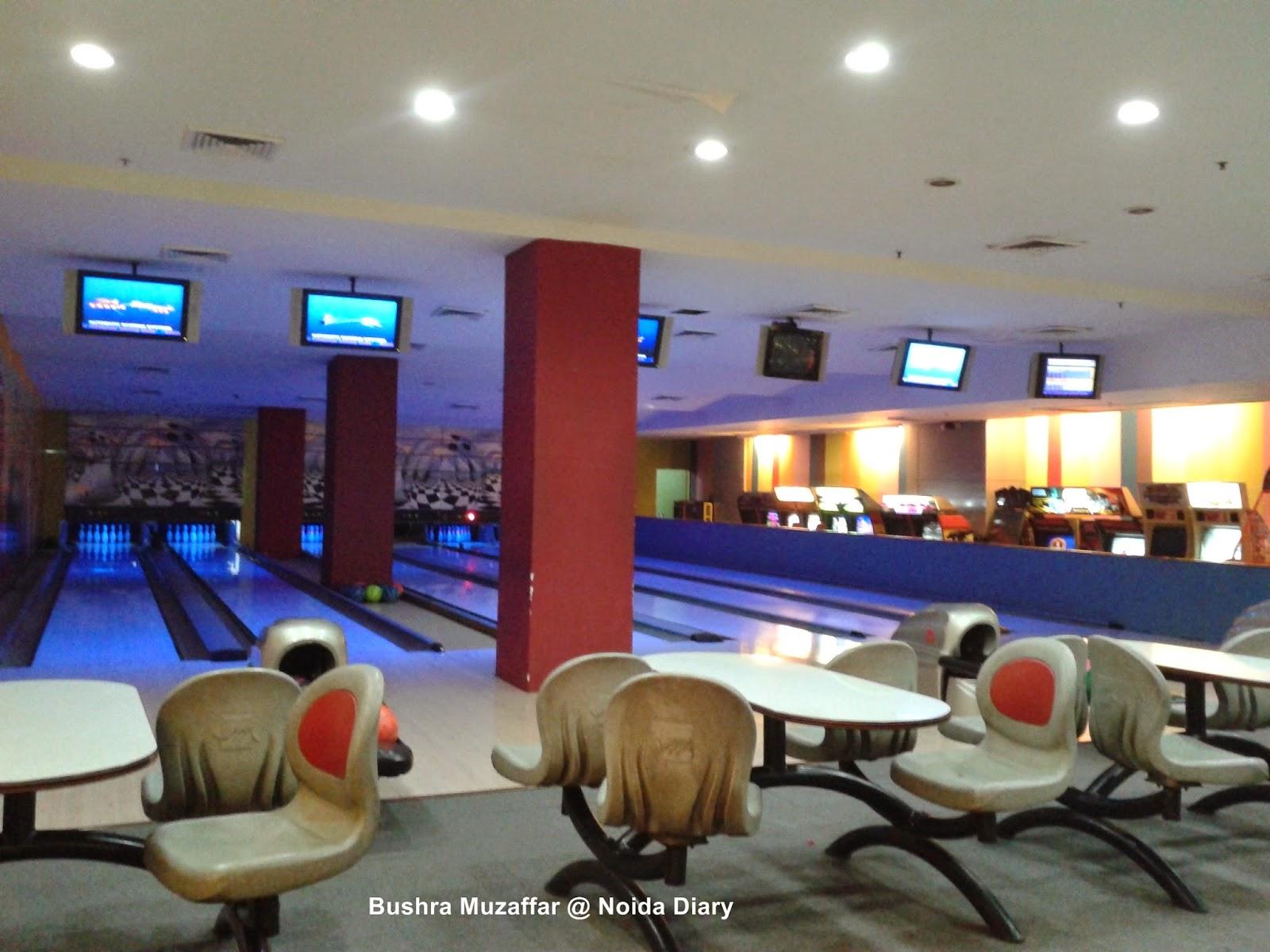 Noida Diary: F123 at TGIP Bowling in Noida
