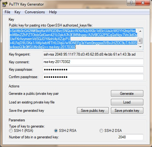rsa key generator software
