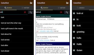 ColorDict - Aplikasi Belajar Bahasa Jepang Di Android