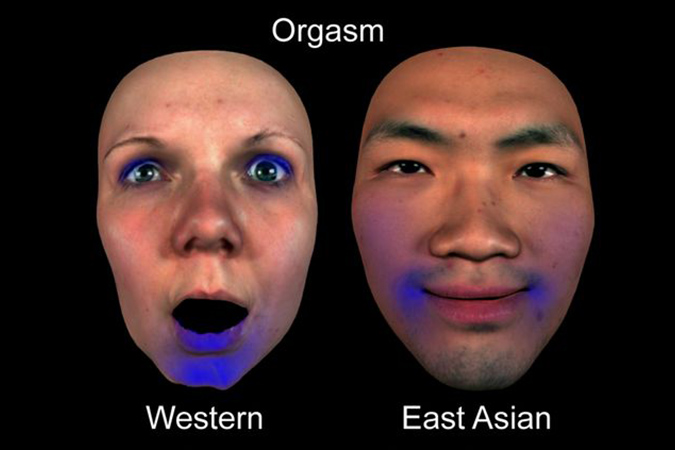 Penelitian Distinct Facial Expressions Represent Pain and Pleasure Across Cultures