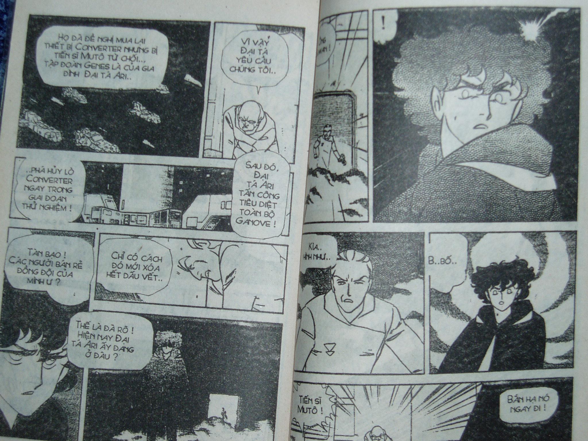 Siêu nhân Locke vol 14 trang 62