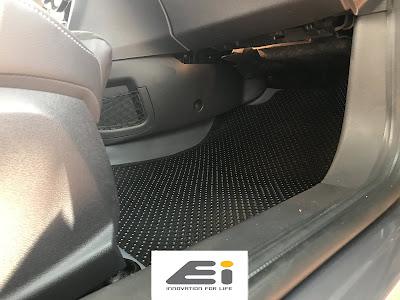 Thảm lót sàn ô tô Ford Fiesta