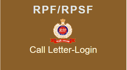 RRB SI Admit Card 2018