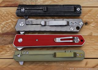 Quartermaster Qwaiken copy, Y-Start LK5010, Boker Kwaiken copy, FURA kwaiken