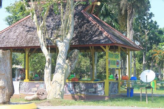Pondok Rumah Makan Bubur Pedas - Catatan Nizwar ID