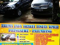 Travel Lampung Palembang - Arema Jaya Travel