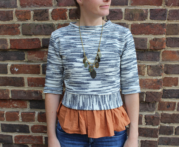 Seamwork Astoria Sweater