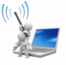 Repetidor Wi-Fi ou Powerline