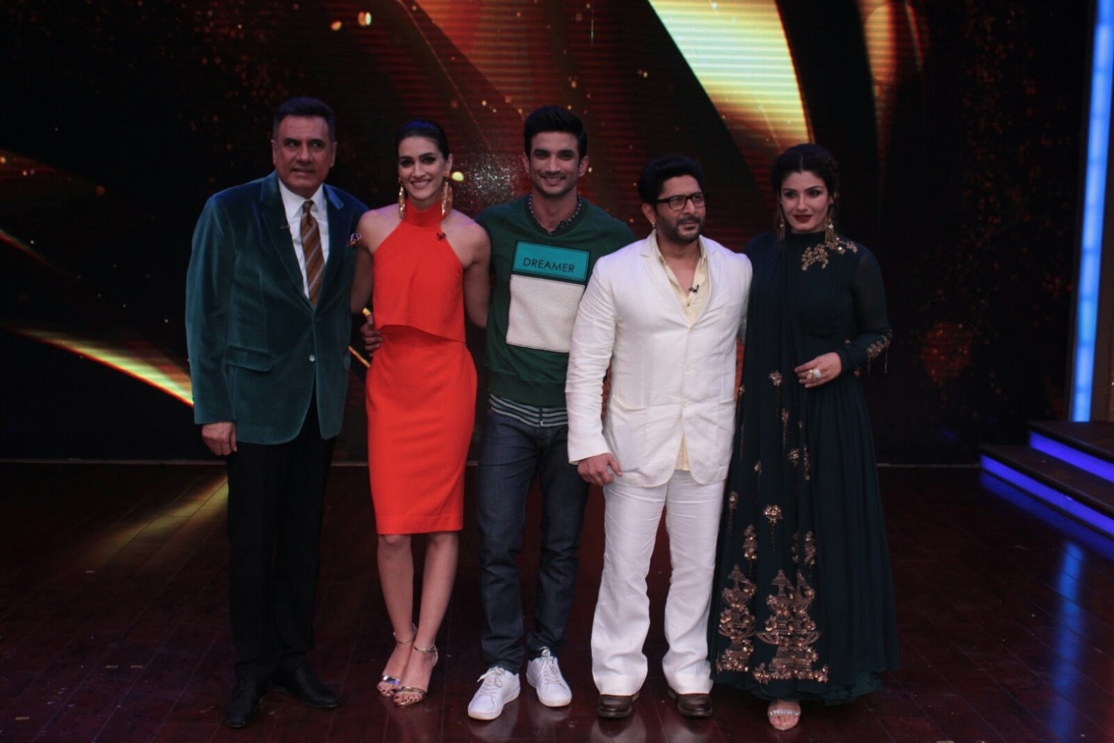 Kriti Sanon and Sushant Singh Promote Raabta on The Sets of Sabse Bada Kalakar