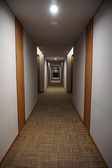 Koridor Batiqa Hotel Pekanbaru