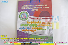 Paper Bag Full Colour Unit Pengolahan Ikan UPI