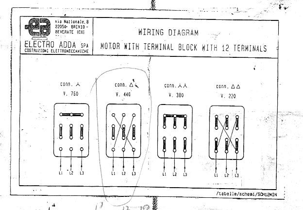 Nice 460 3 Phase Wiring Diagram Images - Schematic Diagram Series ...