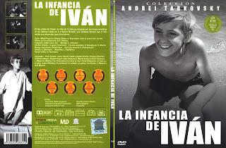 La infancia de Iván 1962 - Carátula
