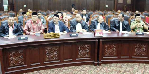 Mentahkan Gugatan Ahmadiyah, Dewan Dakwah Patahkan Argumen Sesat Saksi Ahli Ahmadiyah