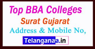 Top BBA Collegs in Surat Gujarat
