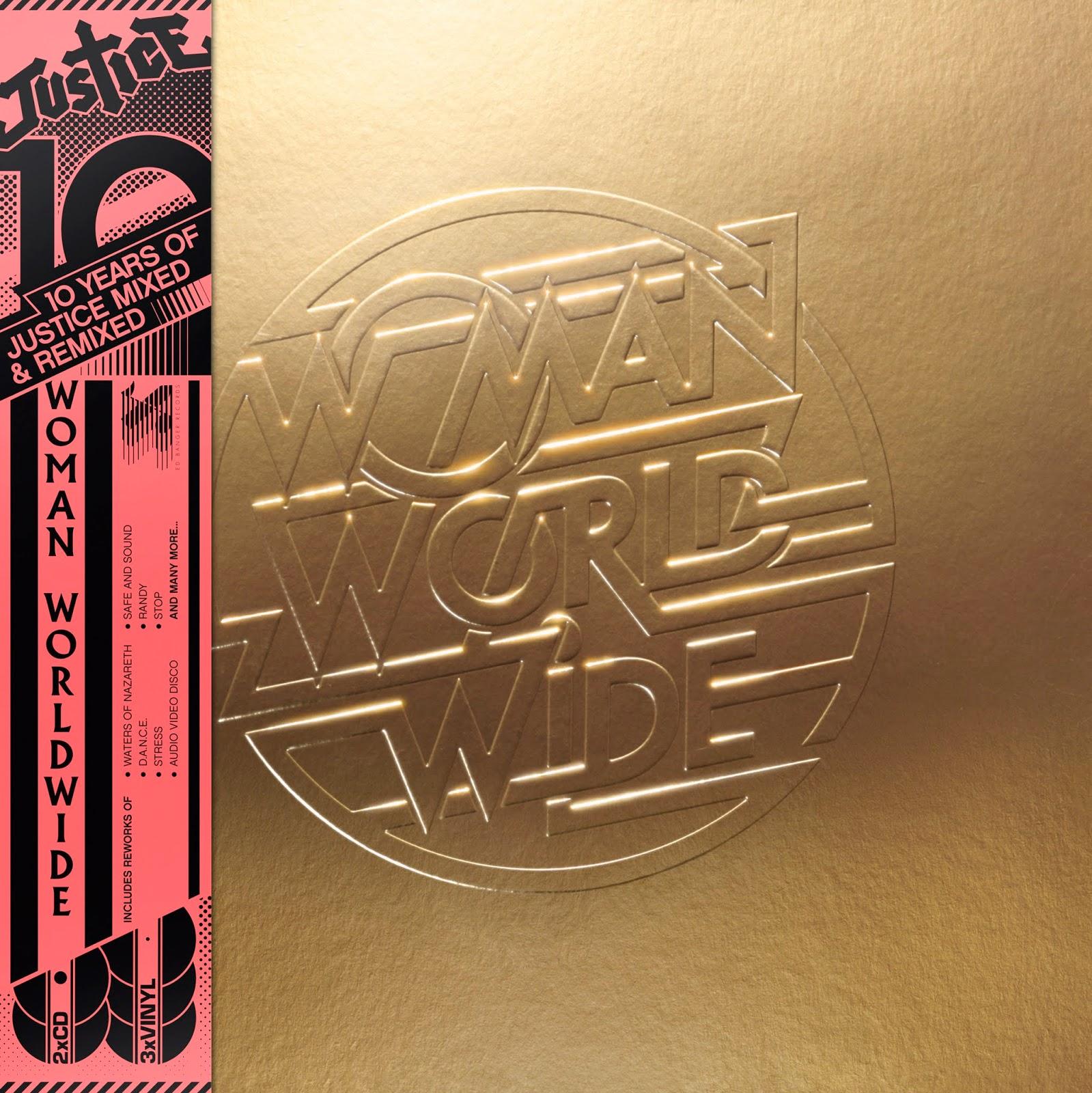 Justice 'Woman Worldwide' | Die Neuinterpretations-LP als Jubiläumsveröffentlichung