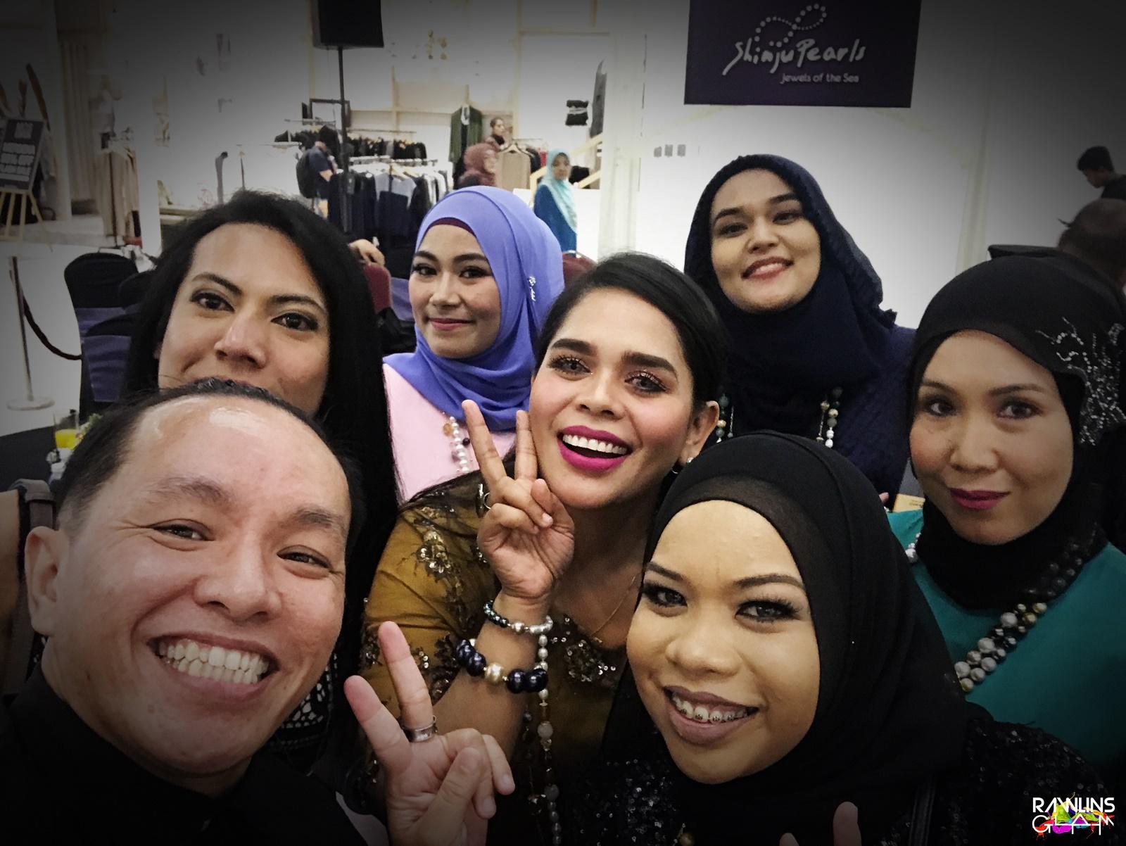 Shinju Pearls, Pearls, Jewelry, Rawlins GLAM, Zainal Abidin, Salma Mentor, Reyhana Yunus, Ayu Damit, Christina Toh