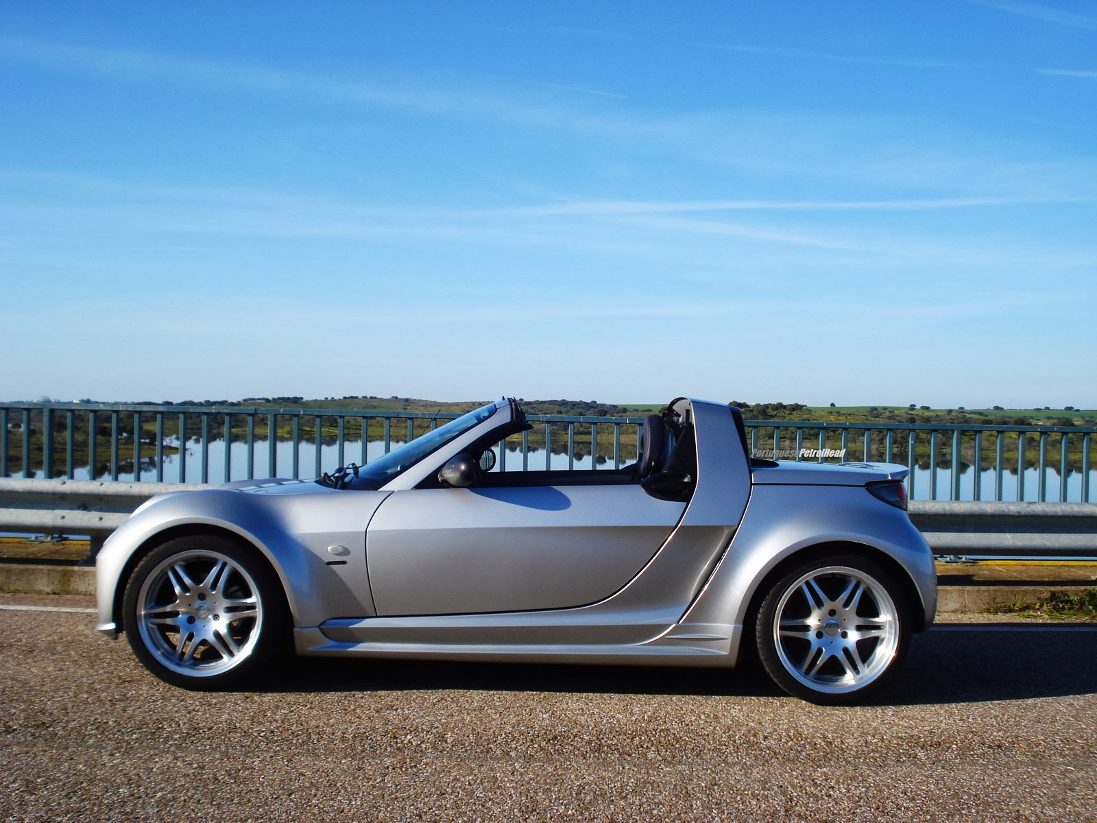 Smart Roadster Brabus Review Smart Roadster Brabus Smart Roadster Brabus Photos