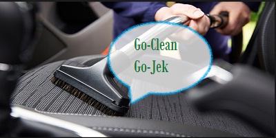 Penghasilan Go-Clean Dari layanan Gojek