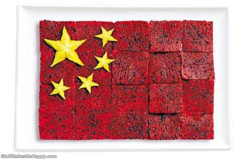 12. China - Pitaya, carambola