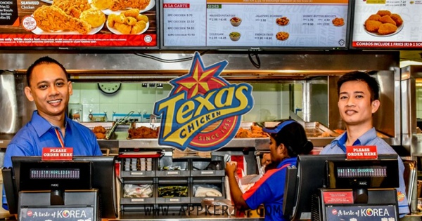 Jawatan Kosong Terkini di Texas Chicken (Malaysia) Sdn Bhd - 23 Julai 2018