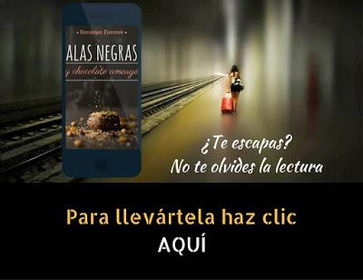 descargar novela Alas negras y chocolate amargo de Sonsoles Fuentes