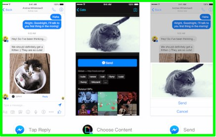 what is facebook messenger bot