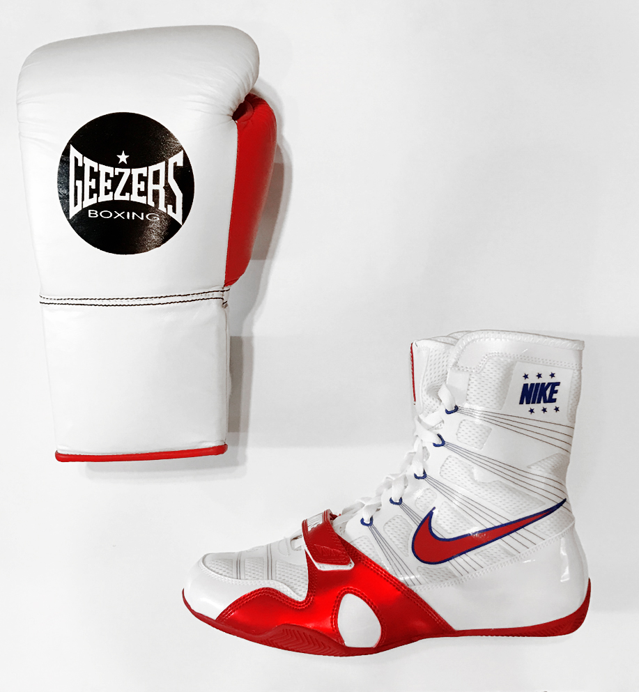 e825f7941f49 Geezers ProFight gloves are approved by the BBBofC for all professional  fights.