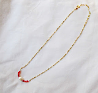 image tutorial sundance-inspired kisses and hugs necklace diy freshwater pearl red beads