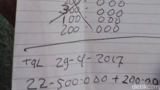 Seorang Siswi Nekat Bunuh Diri Karena Uang Tabungan Rp 42 Jutanya Tak Diakui Sekolah