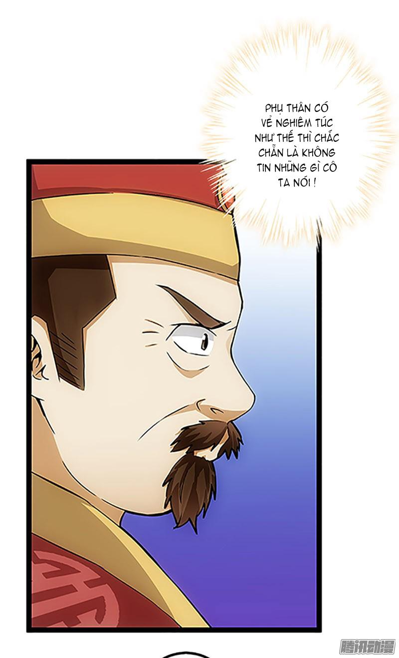Vương Gia ! Ngươi Thật Bỉ Ổi ! chap 16 - Trang 5