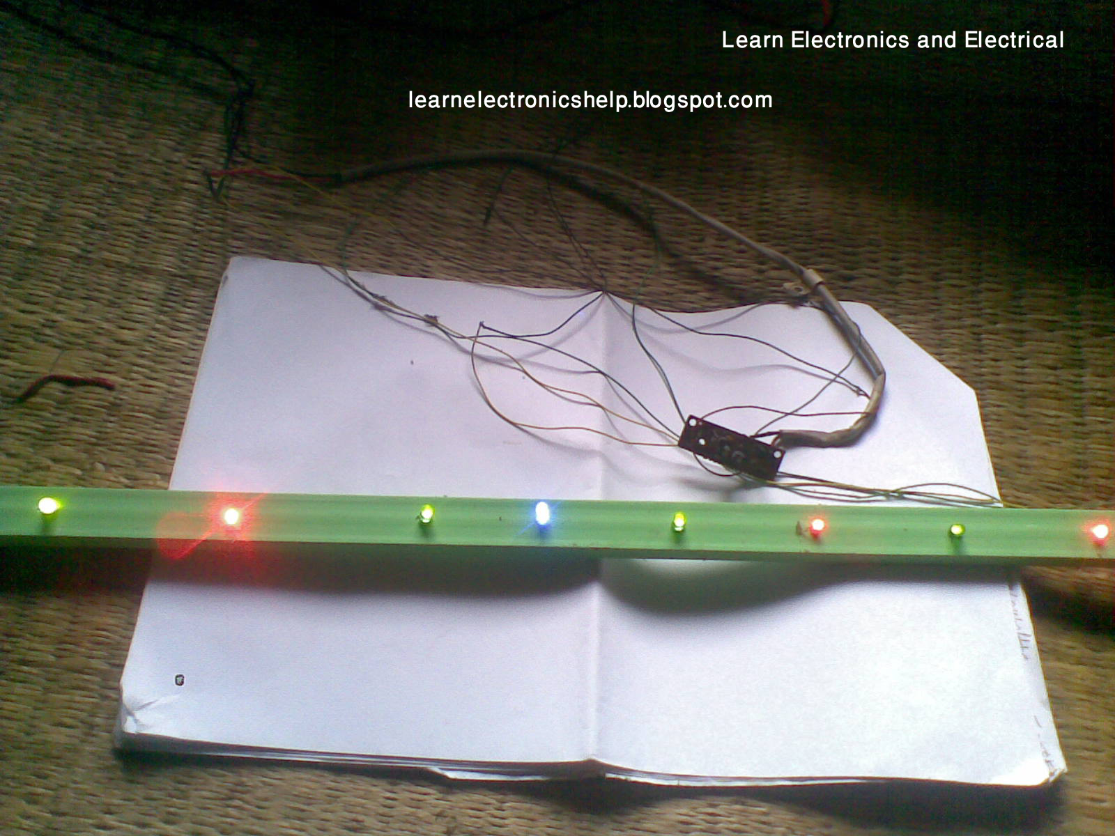 Kb Gif Circuit Diagram Http Www Circuit Finder Com Categories Led And