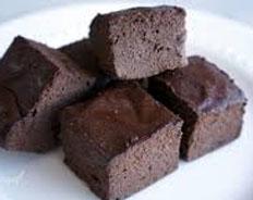 Resep praktis (mudah) chocolate fudge brownies spesial (istimewa) enak, legit, nikmat lezat
