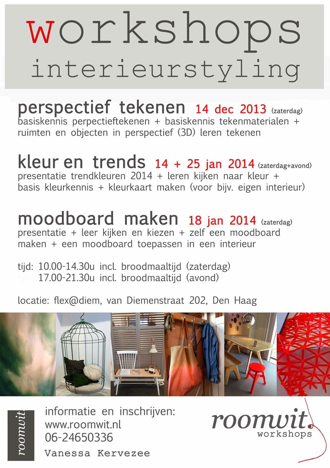 Roomwit styling en ontwerp   Designroute   Interieur WorkOut ...
