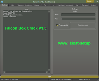 Falcon Box Latest Setup Full Crack V1.5 Free Download