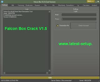 Falcon Box Latest Setup Full Crack V1.5 Free Download