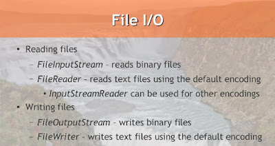 Difference between FileReader vs FileInputStream in Java