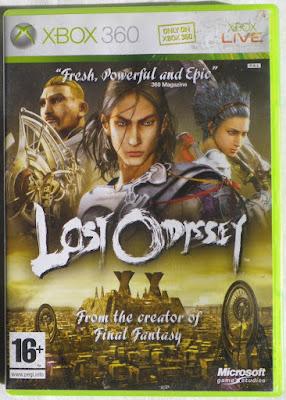 Lost Odyssey - Caja delante