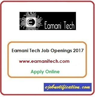 SEO Expert Openings at Eamani Tech Jobs in Hyderabad Apply Online