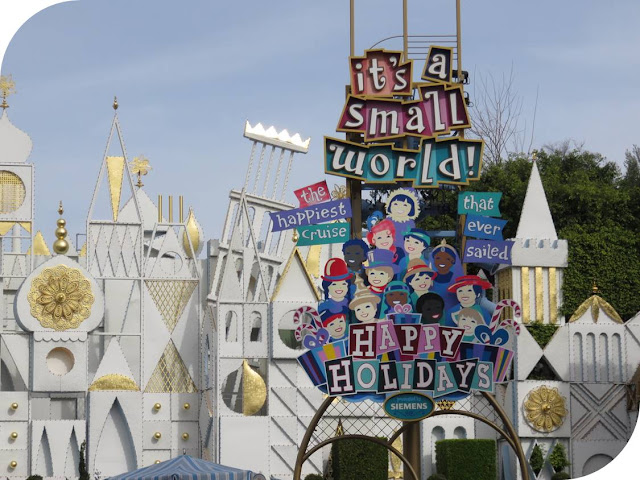 Why Disneyland is Better Now Than It Was When I Was a Kid - It's a Small World