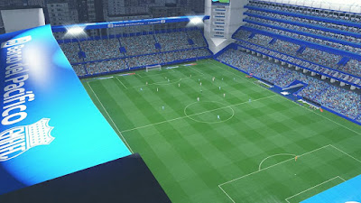PES 2019 BlackBull Stadiumpack by BlackBull Stadiumaker